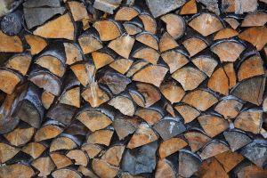 hout hakken